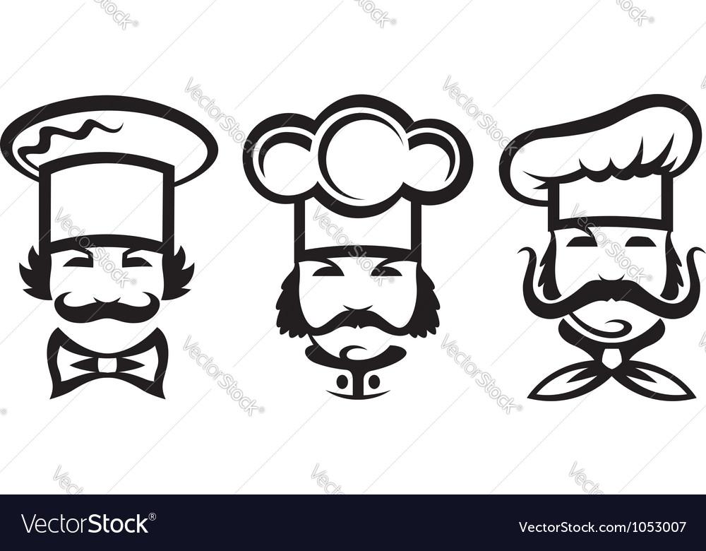 Chefs set vector | Price: 1 Credit (USD $1)