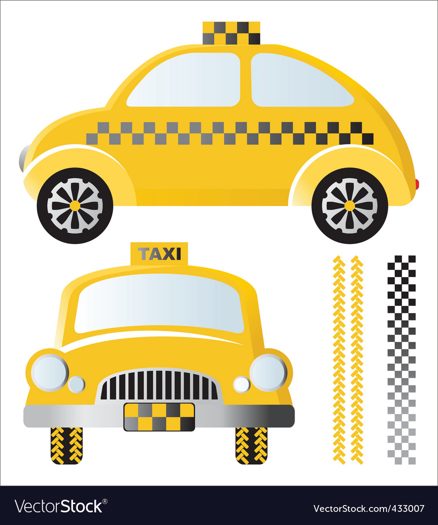 Taxis vector | Price: 1 Credit (USD $1)