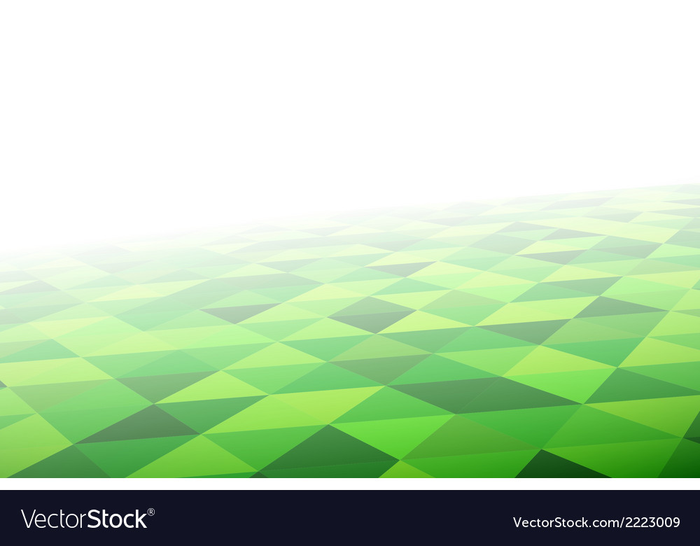 Geometric mosaic pattern in perspective vector | Price: 1 Credit (USD $1)