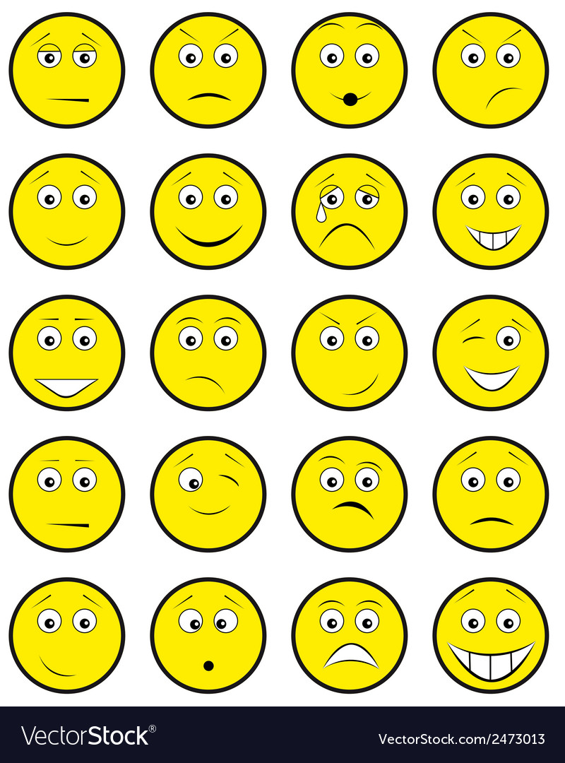 Smile vector | Price: 1 Credit (USD $1)