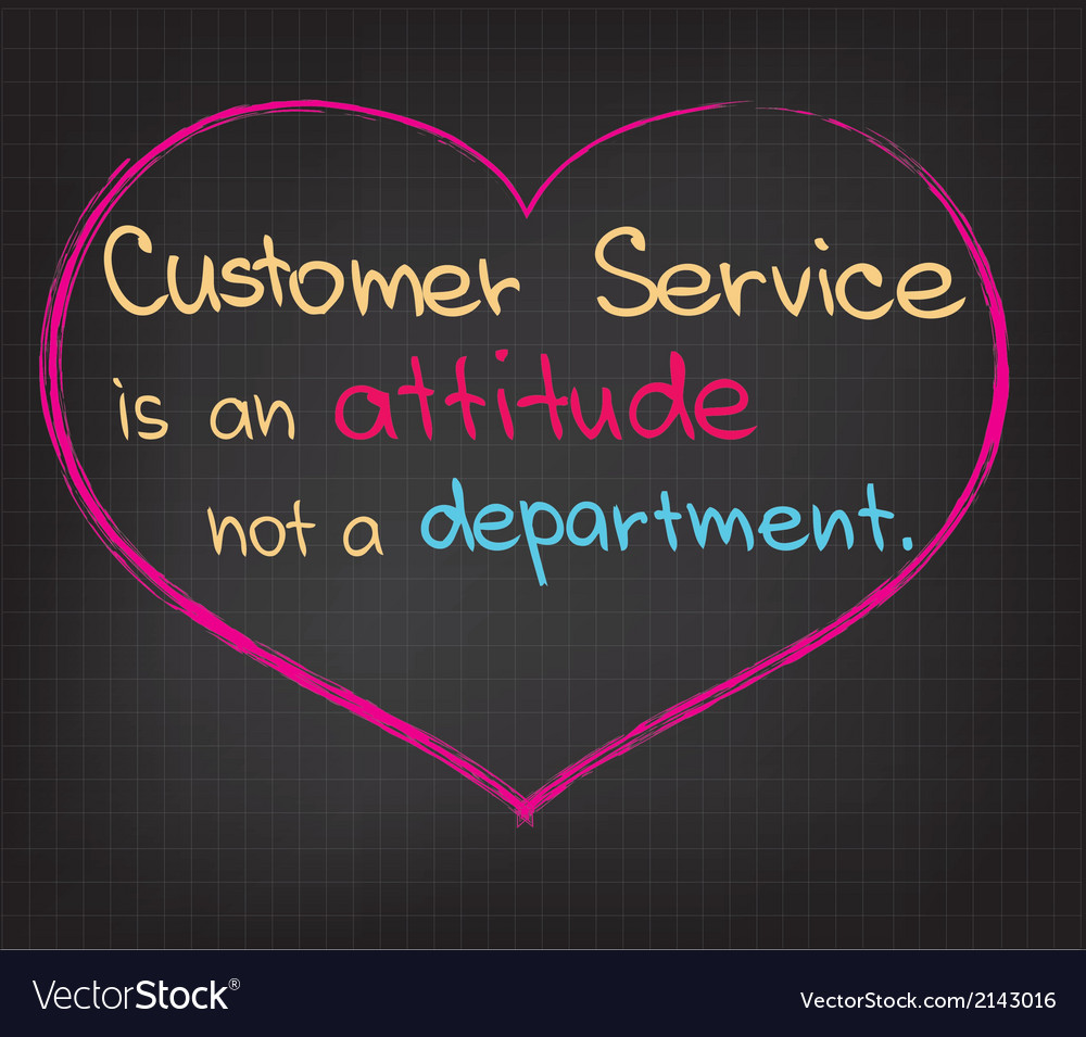 Customer service vector | Price: 1 Credit (USD $1)
