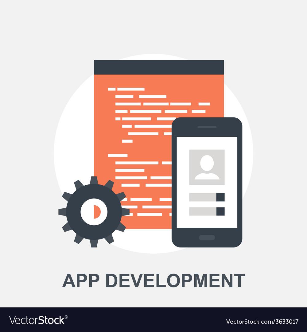 App development vector   Price: 1 Credit (USD $1)