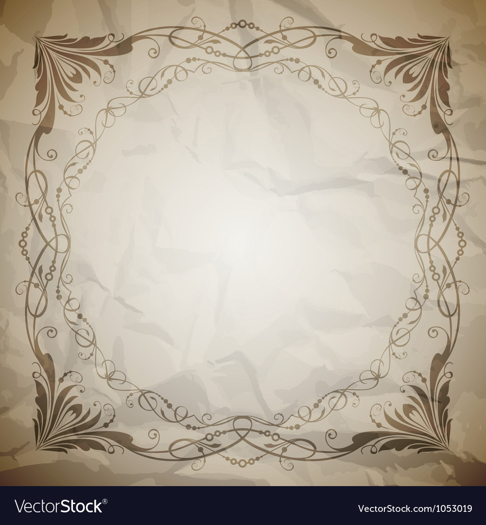 Aged paper texture vector | Price: 1 Credit (USD $1)
