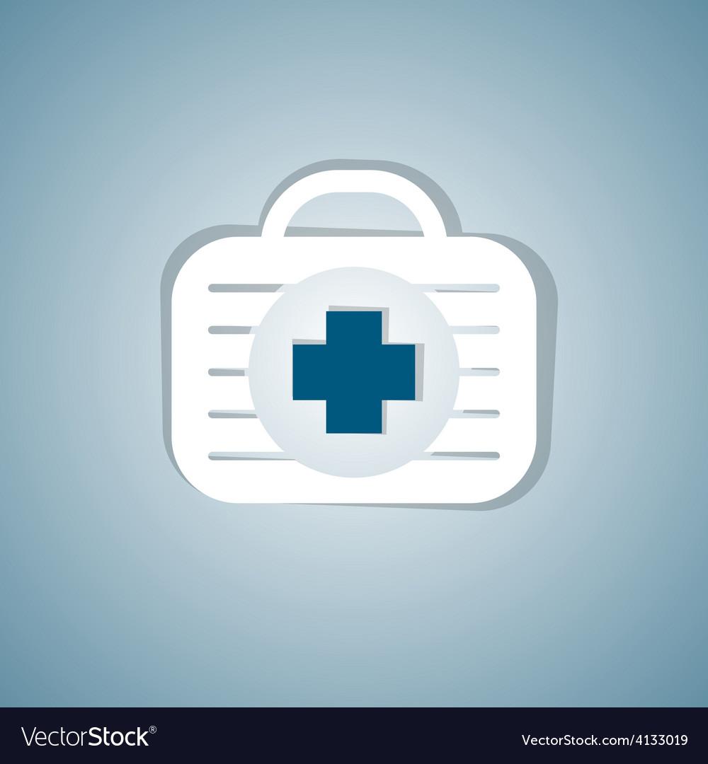 Medicine bag vector | Price: 1 Credit (USD $1)