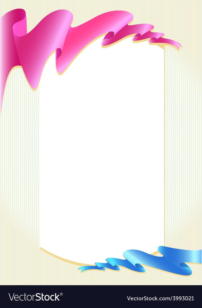 Ribbon 03 vector | Price: 1 Credit (USD $1)