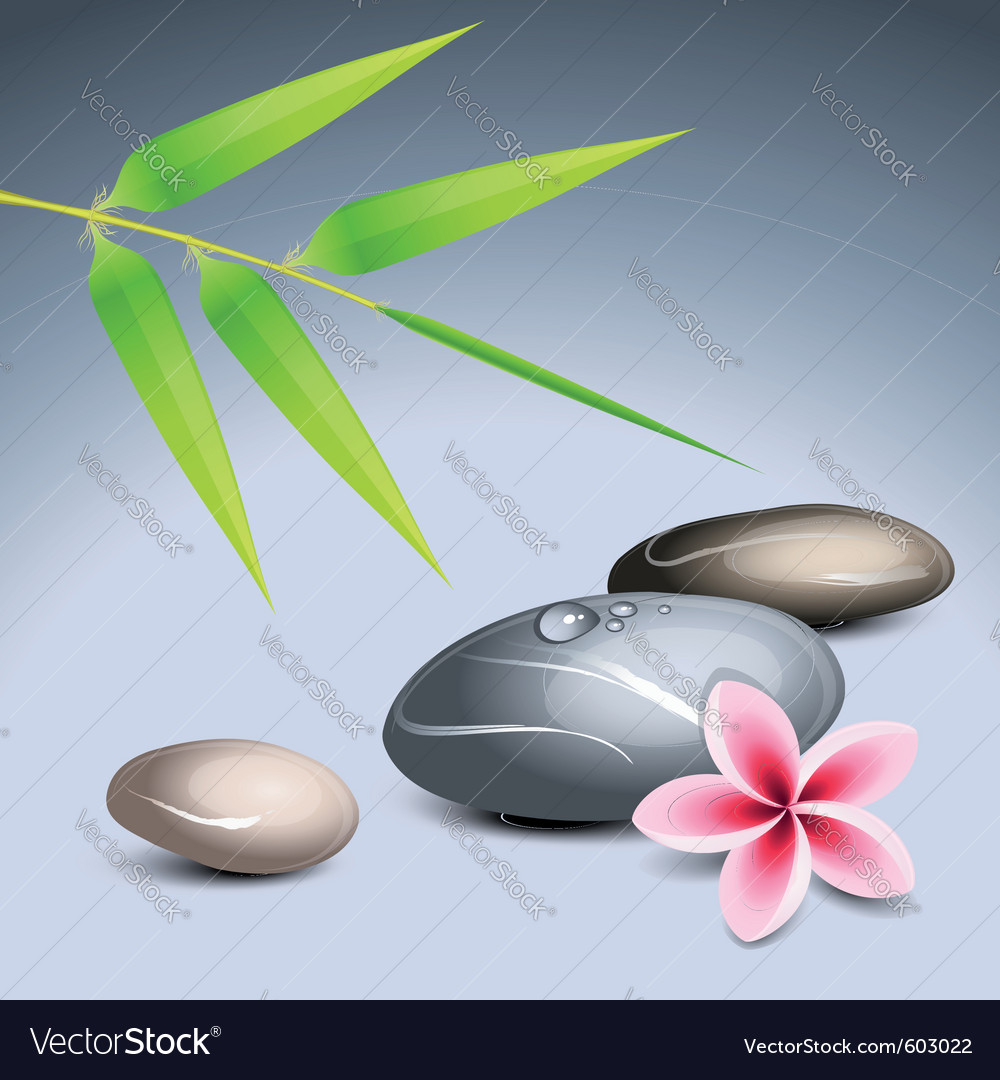 Zen theme vector | Price: 1 Credit (USD $1)