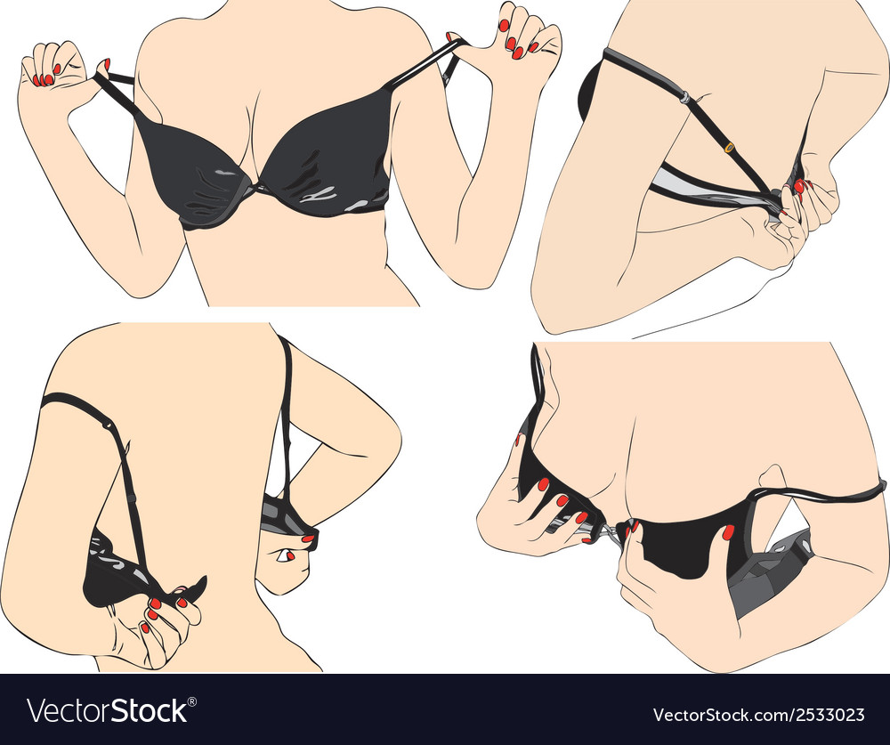 Undress vector | Price: 1 Credit (USD $1)