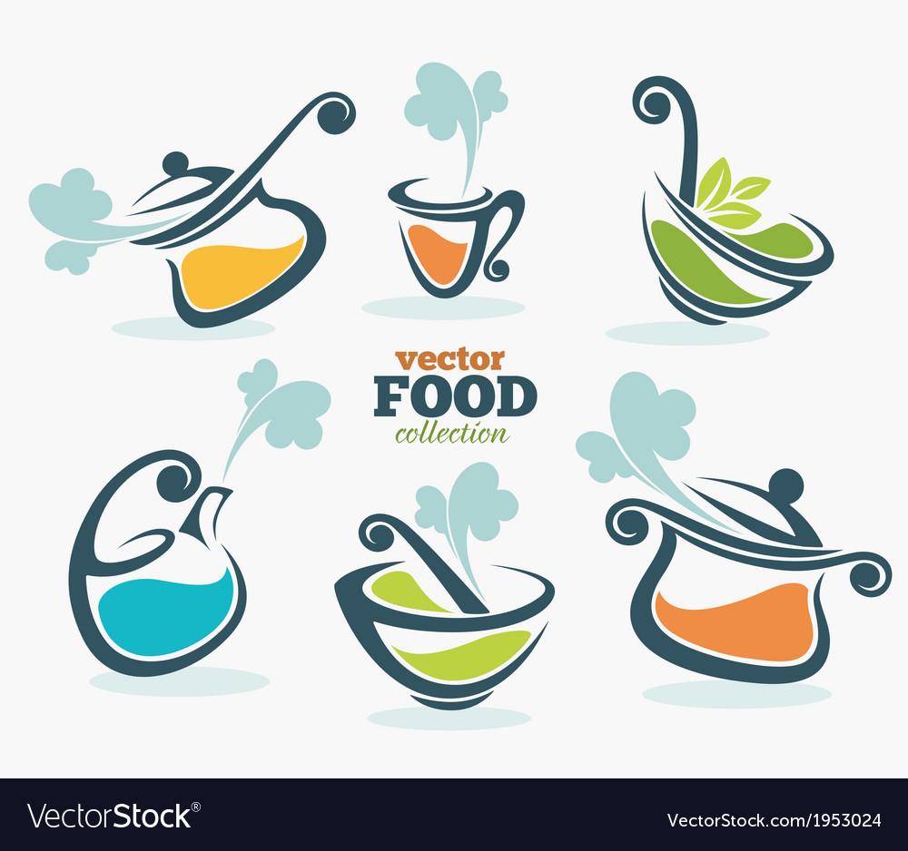 Fresh food vector | Price: 1 Credit (USD $1)