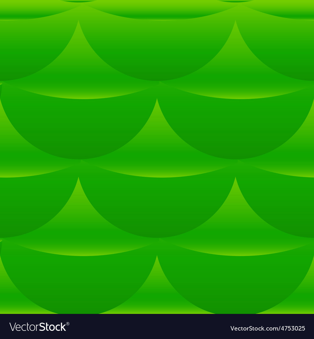 Green scales pattern vector | Price: 1 Credit (USD $1)