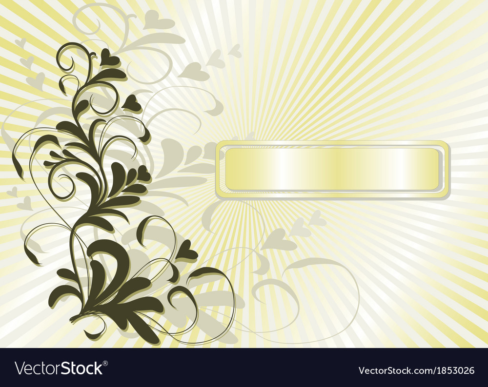 Vintage background abstract vector | Price: 1 Credit (USD $1)