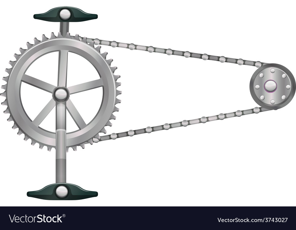 A cogwheel vector | Price: 1 Credit (USD $1)