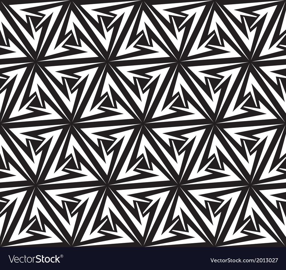 Arrows pattern vector | Price: 1 Credit (USD $1)