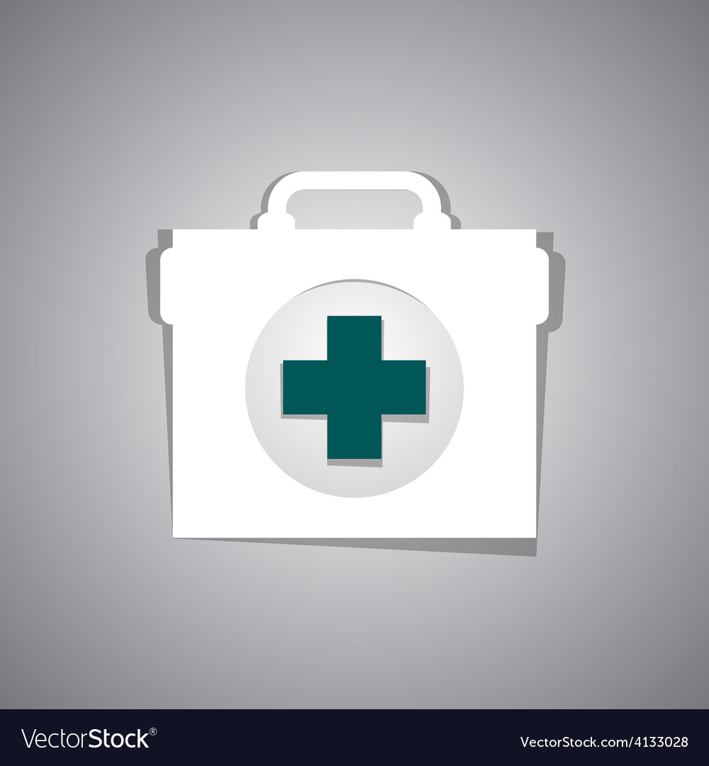 Medicine bag vector | Price: 1 Credit (USD $1)
