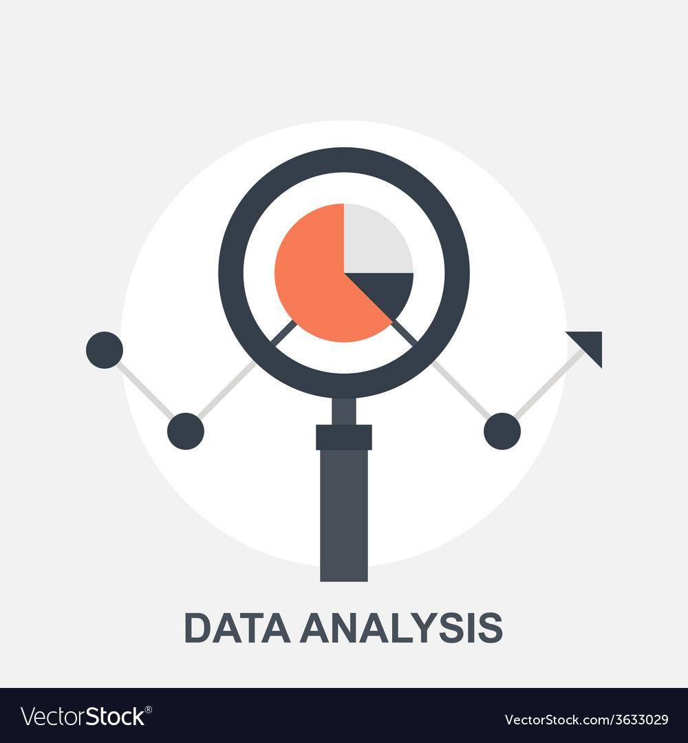 Data analysis vector | Price: 1 Credit (USD $1)
