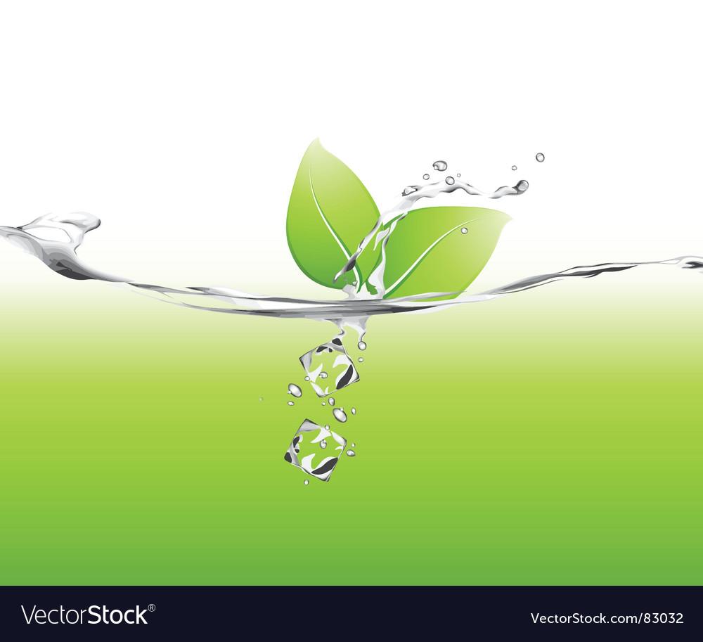Fresh water vector   Price: 1 Credit (USD $1)