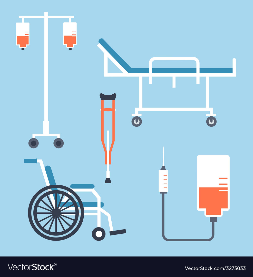 Wheel chair wheelchair dropper vector | Price: 1 Credit (USD $1)