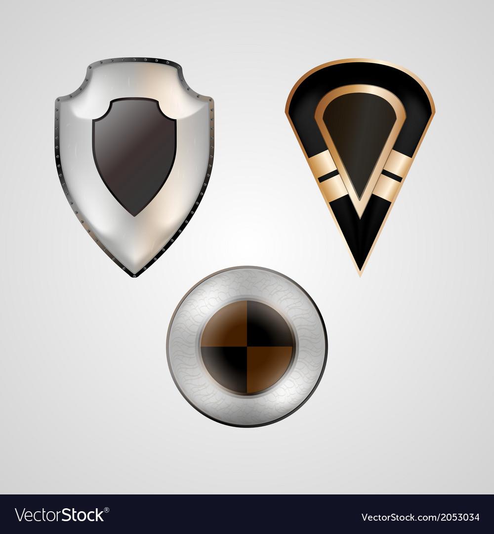 Shields vector | Price: 1 Credit (USD $1)