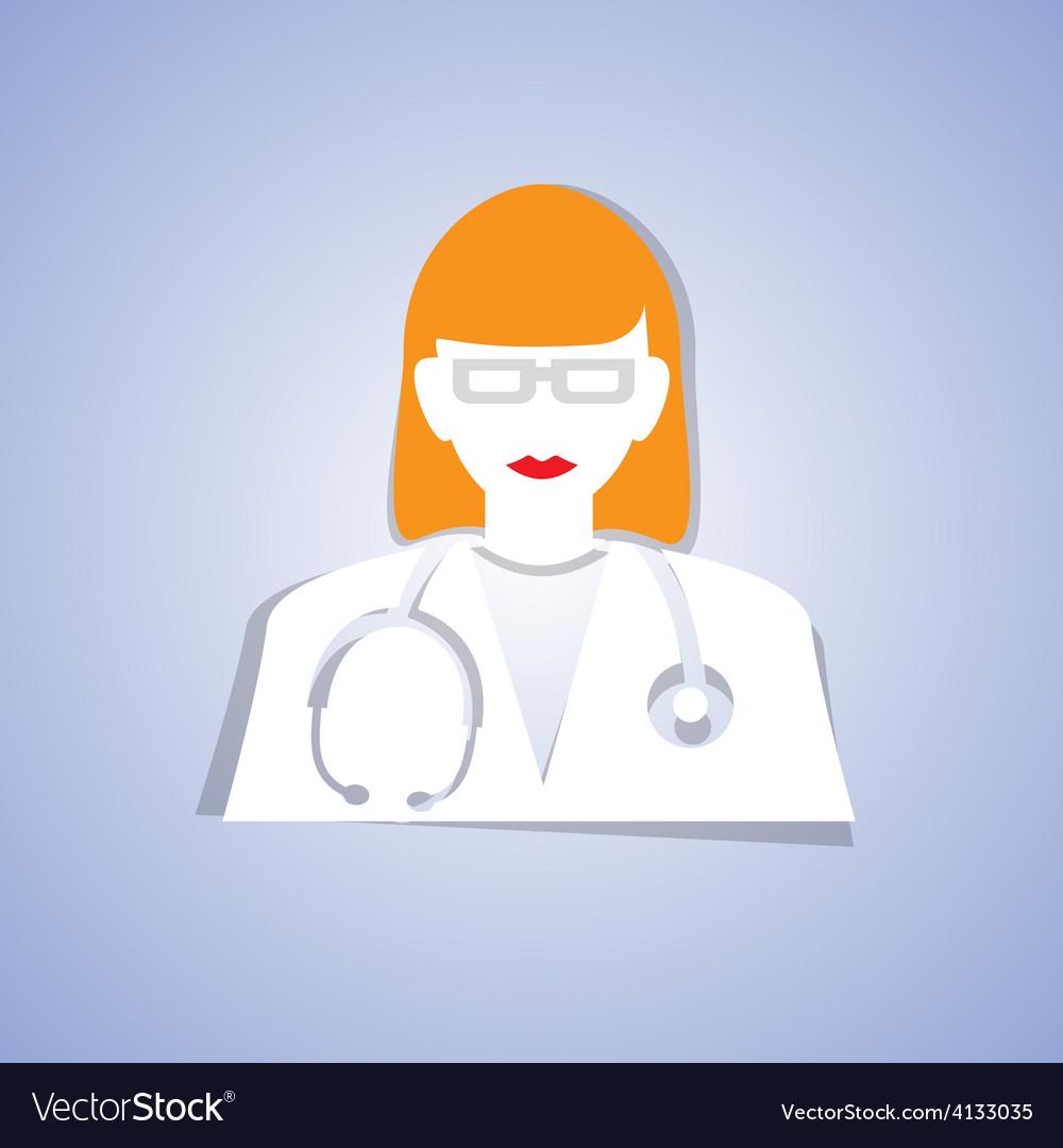 Medical doctor vector | Price: 1 Credit (USD $1)