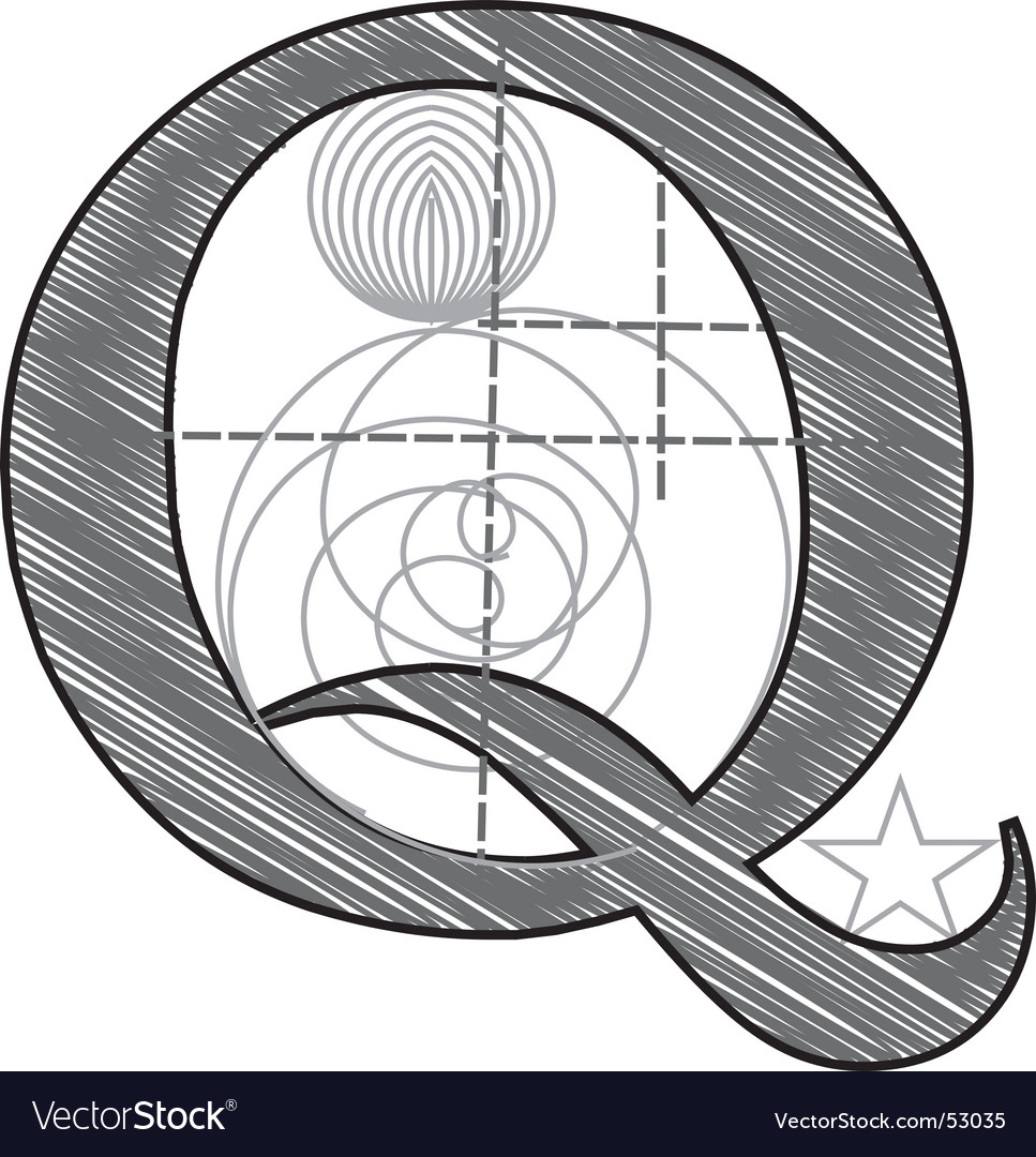 Q vector | Price: 1 Credit (USD $1)