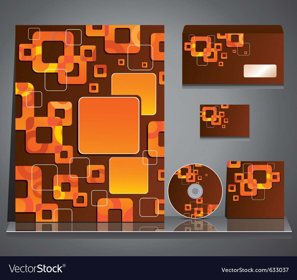 Business style background vector | Price: 1 Credit (USD $1)