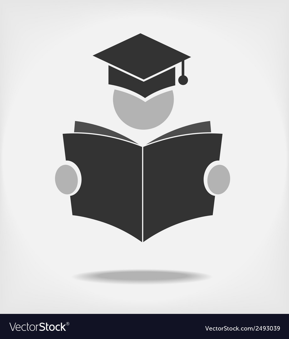 Student vector | Price: 1 Credit (USD $1)