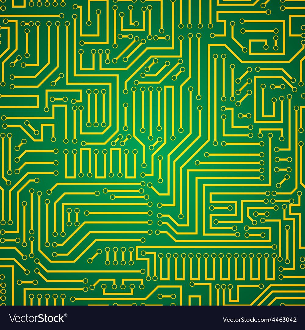 Circuit pattern vector | Price: 1 Credit (USD $1)