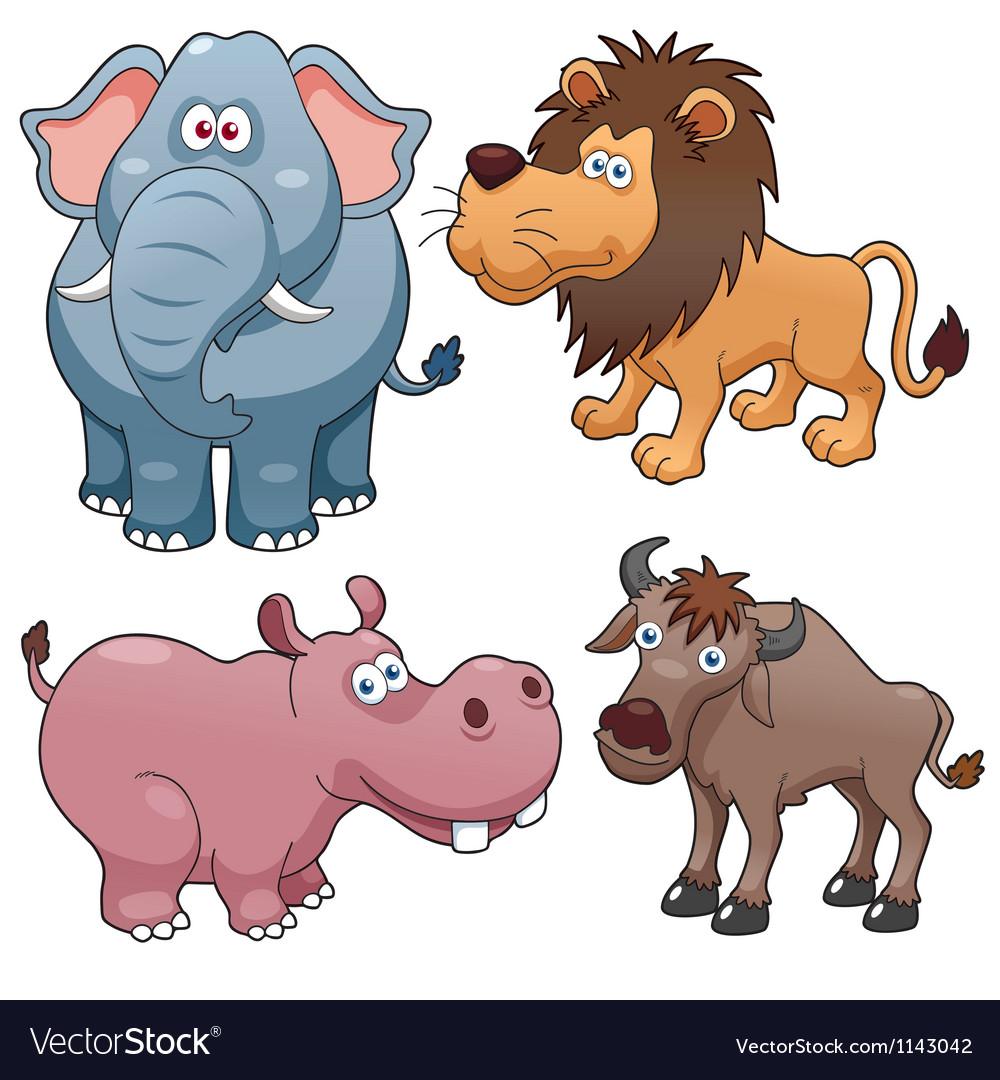 Wild animal vector | Price: 1 Credit (USD $1)