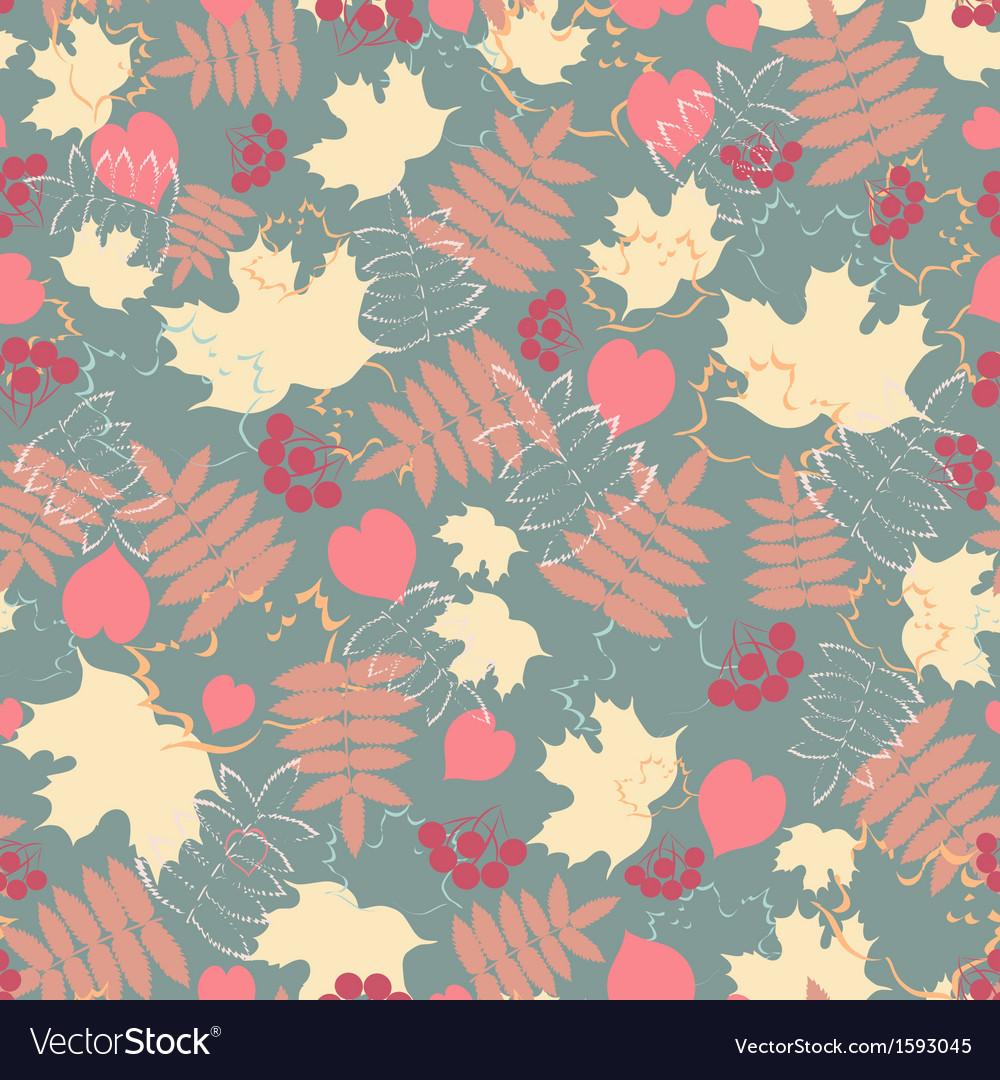 Autumn foliage vector | Price: 1 Credit (USD $1)