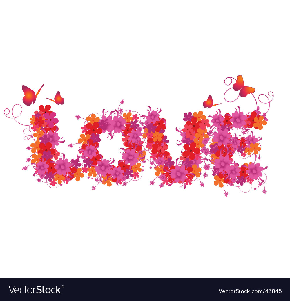 Love vector | Price: 1 Credit (USD $1)