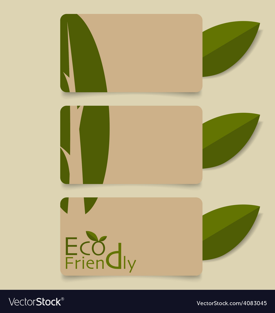 Nature banner eco organic labels and cards with vector   Price: 1 Credit (USD $1)