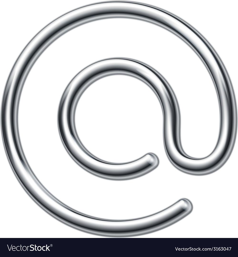 E-mail symbol vector | Price: 1 Credit (USD $1)