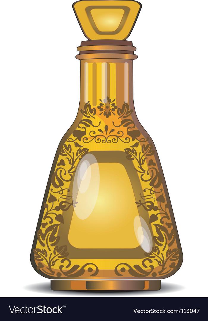 Figured bottle vector   Price: 1 Credit (USD $1)