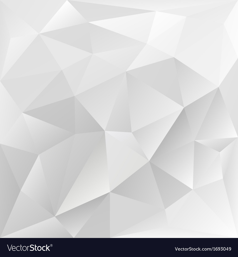 Grey polygonal texture corporate background vector | Price: 1 Credit (USD $1)
