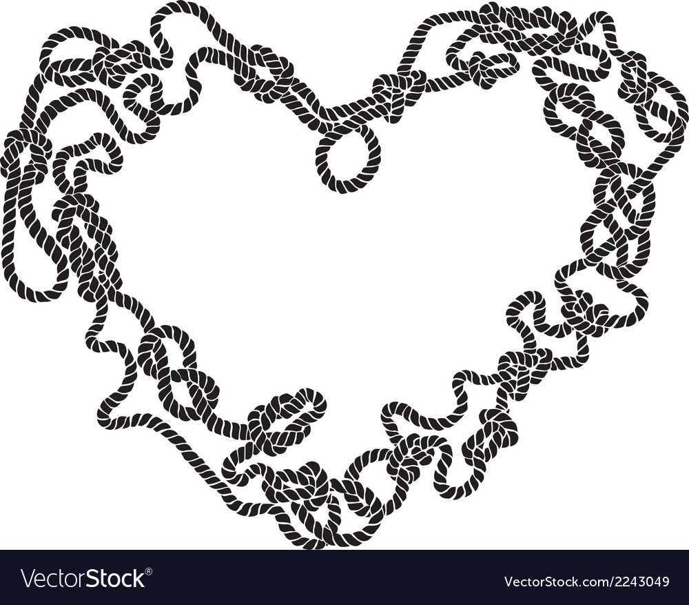 Heart of the ship nodes vector | Price: 1 Credit (USD $1)