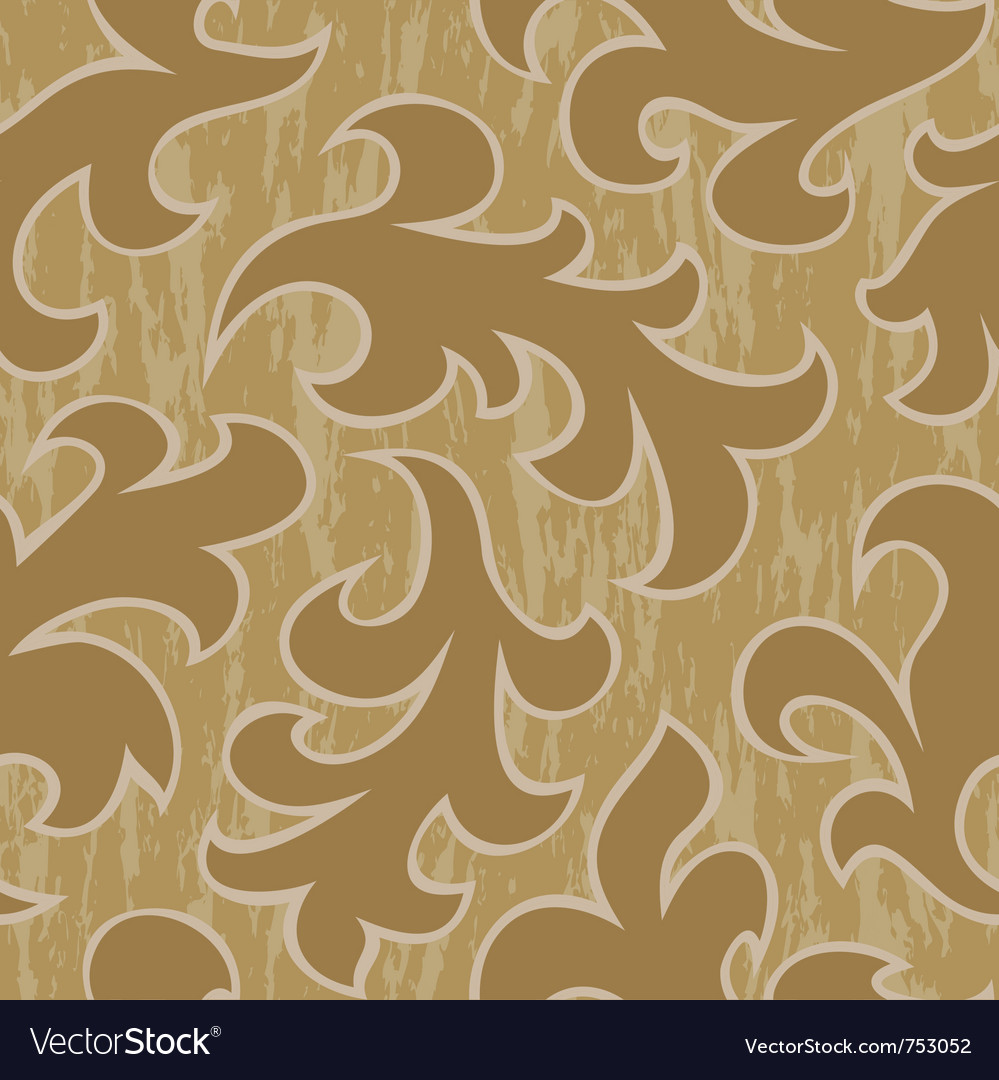 Floral abstract seamless background pattern vector   Price: 1 Credit (USD $1)