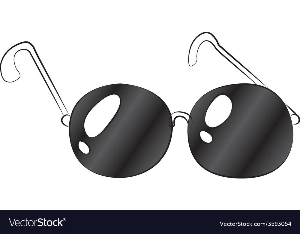 Glasses01 vector | Price: 1 Credit (USD $1)