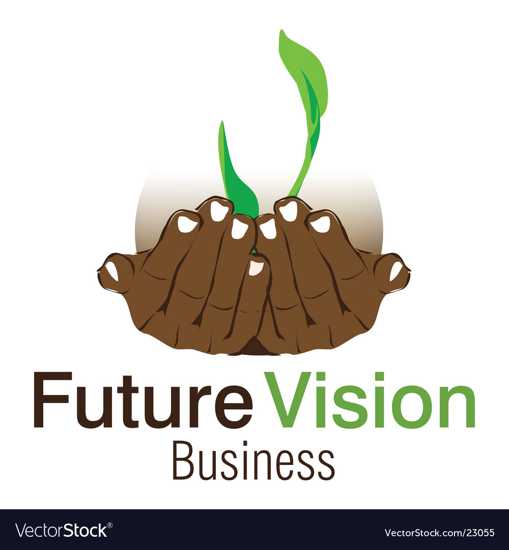 Future vision logo vector | Price: 1 Credit (USD $1)