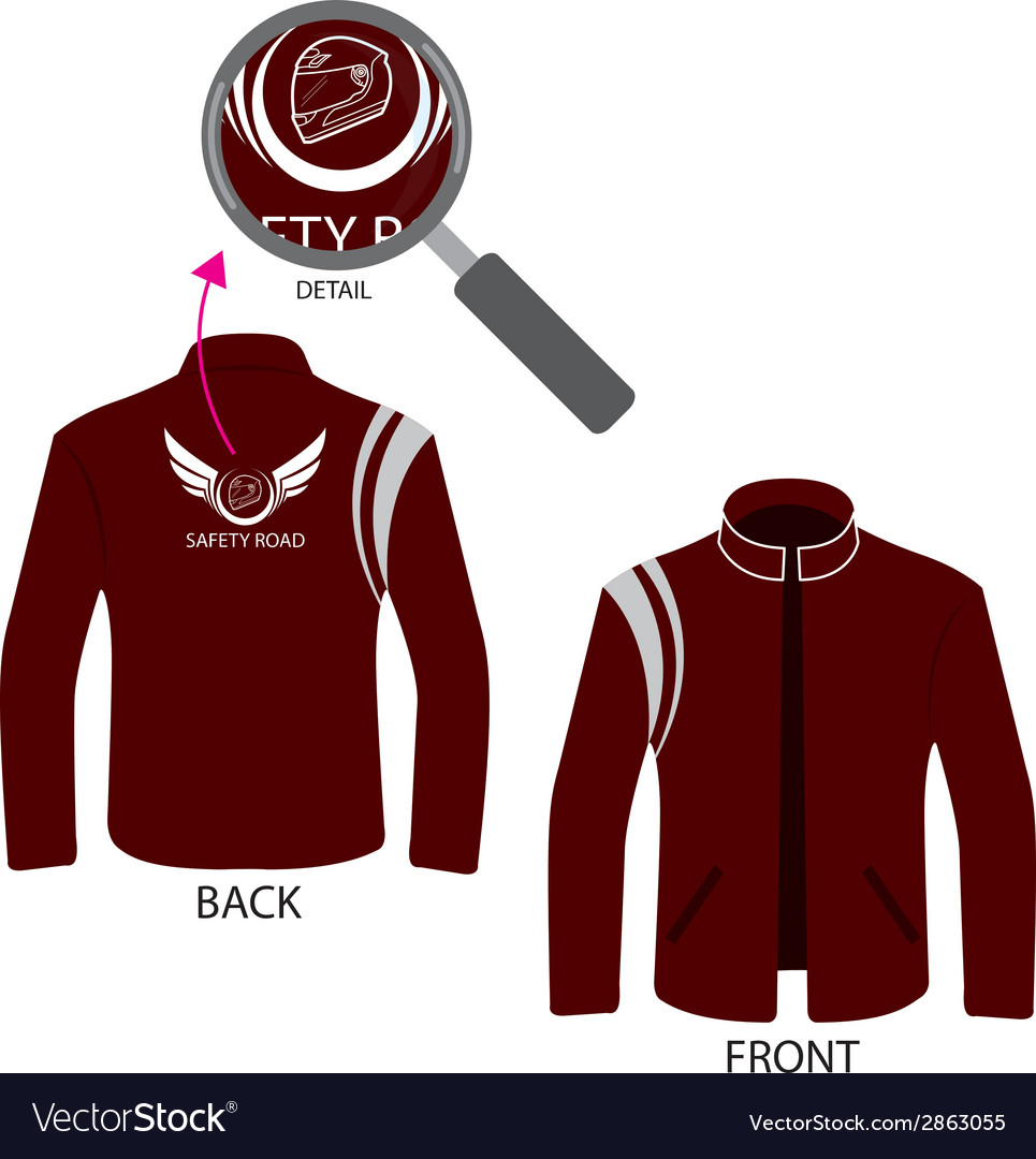 Jacket vector | Price: 1 Credit (USD $1)