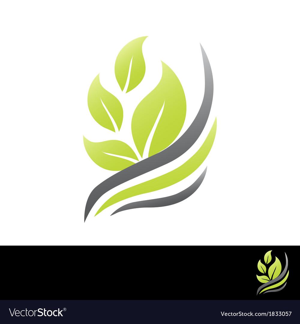 Nature symbol vector | Price: 1 Credit (USD $1)