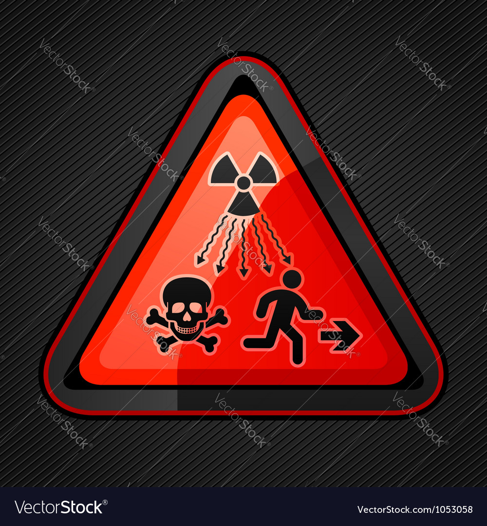New symbol launched to warn public about radiation vector | Price: 1 Credit (USD $1)