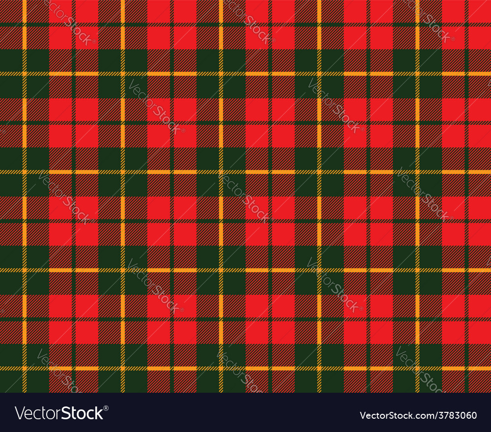 Tartan fabric texture pattern seamless vector | Price: 1 Credit (USD $1)