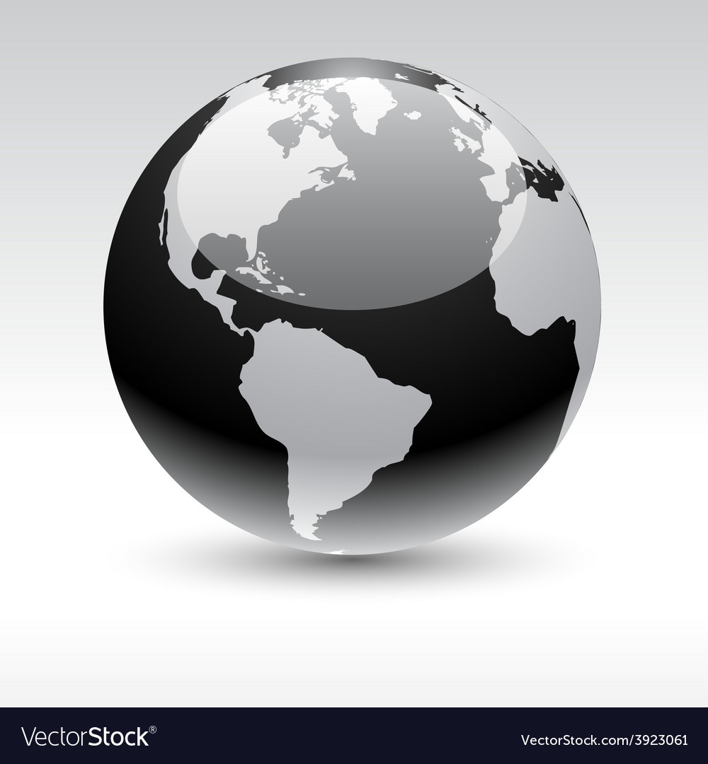 Earth icon vector | Price: 1 Credit (USD $1)