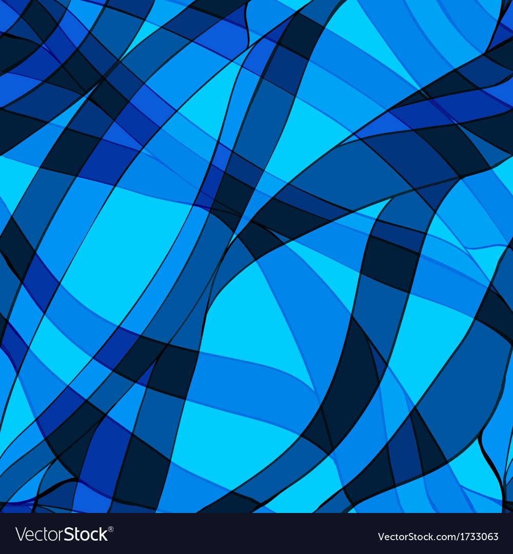 Hand-drawn ornate abstract wave colorful vector   Price: 1 Credit (USD $1)
