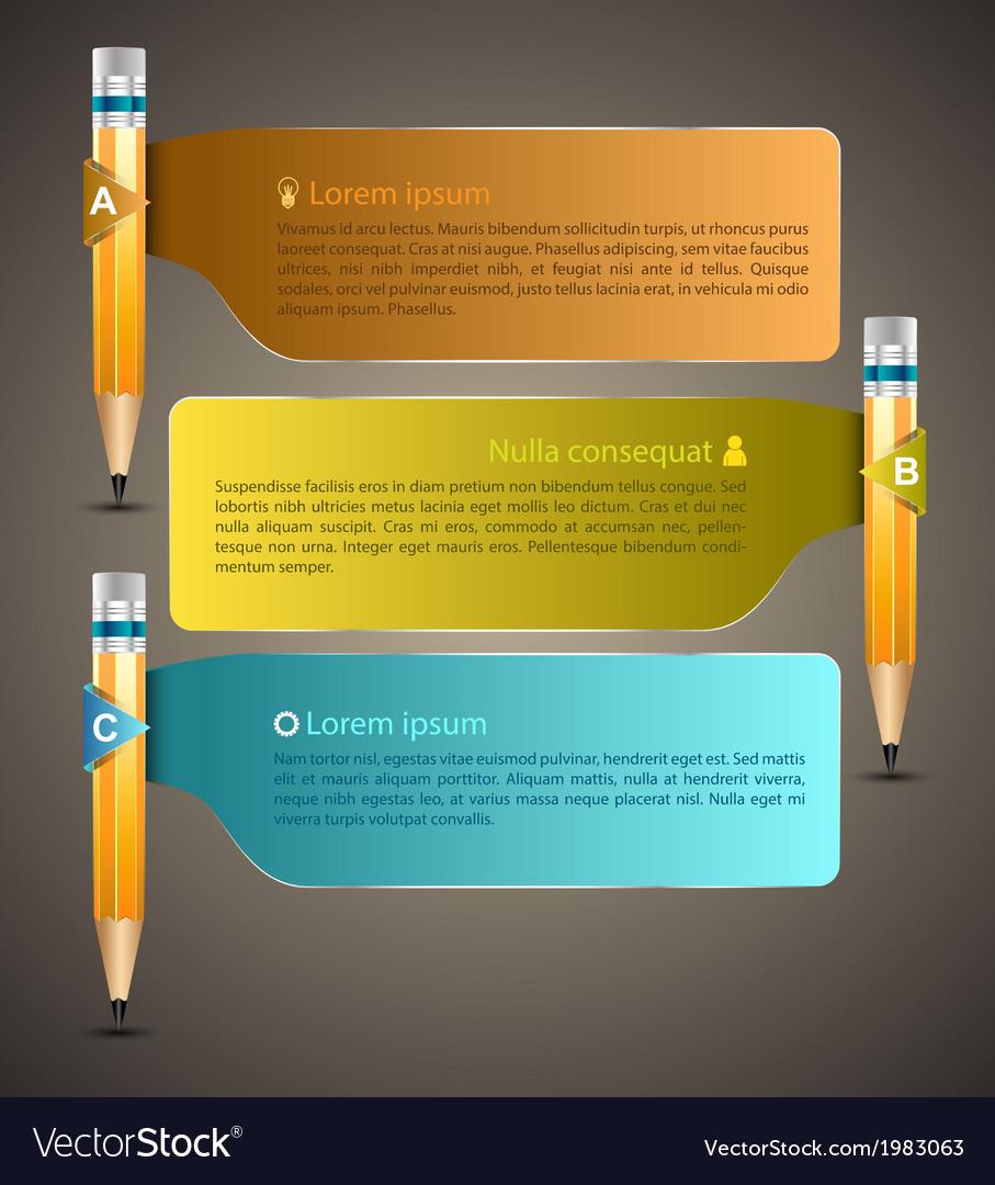 Pencil1 vector | Price: 1 Credit (USD $1)