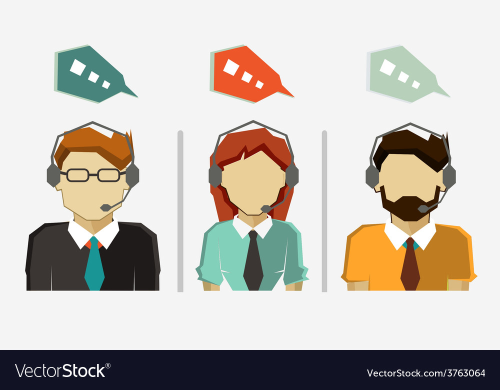Communication design vector | Price: 1 Credit (USD $1)