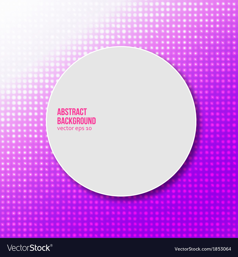 Drawn circle abstract background pattern vector | Price: 1 Credit (USD $1)