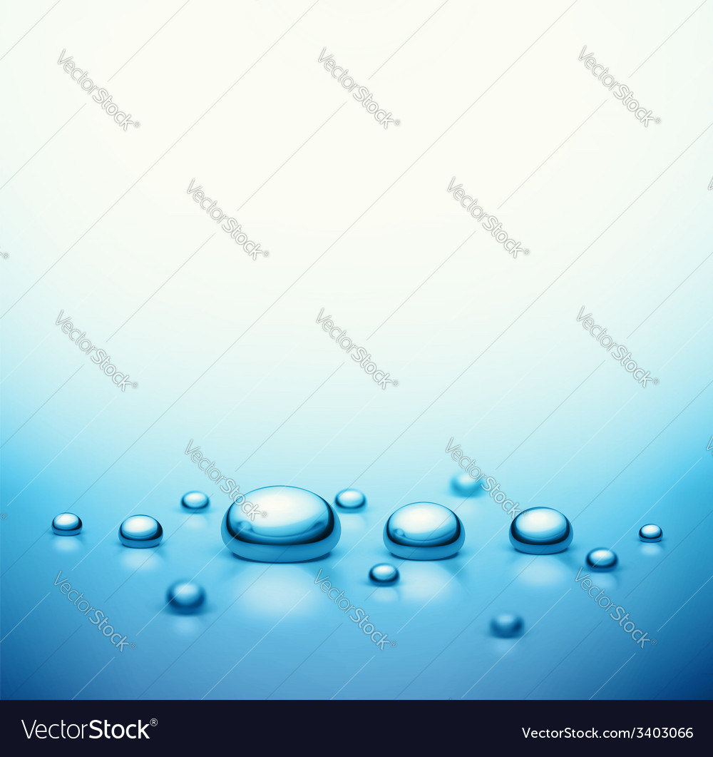 Drops background vector | Price: 1 Credit (USD $1)