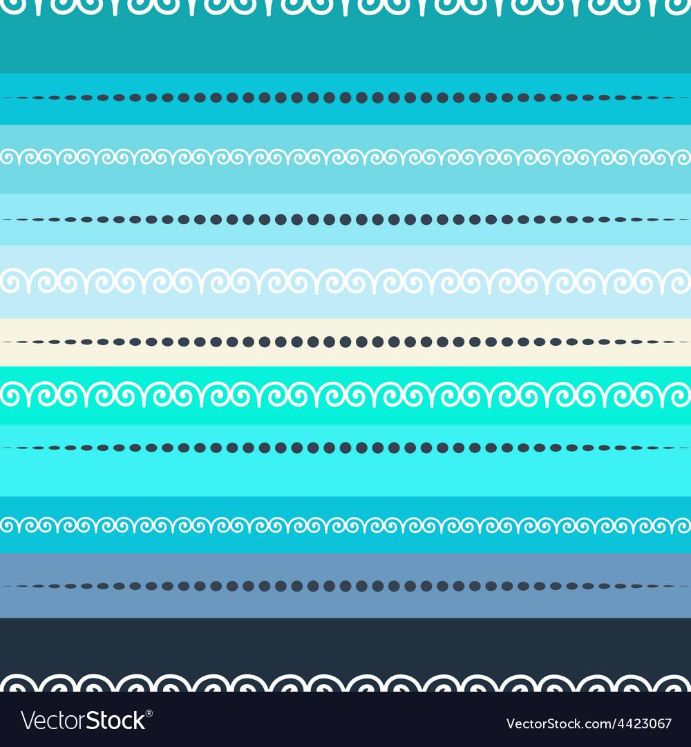 Background ocean vector | Price: 1 Credit (USD $1)