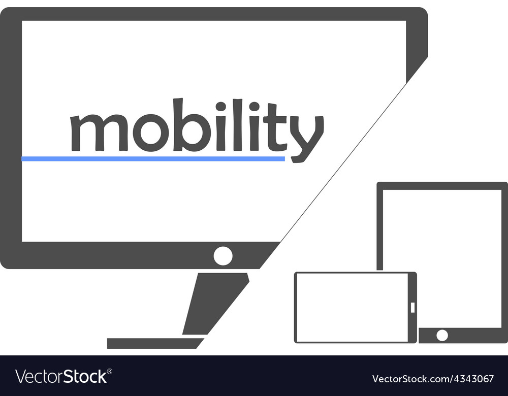 Mobility vector | Price: 1 Credit (USD $1)