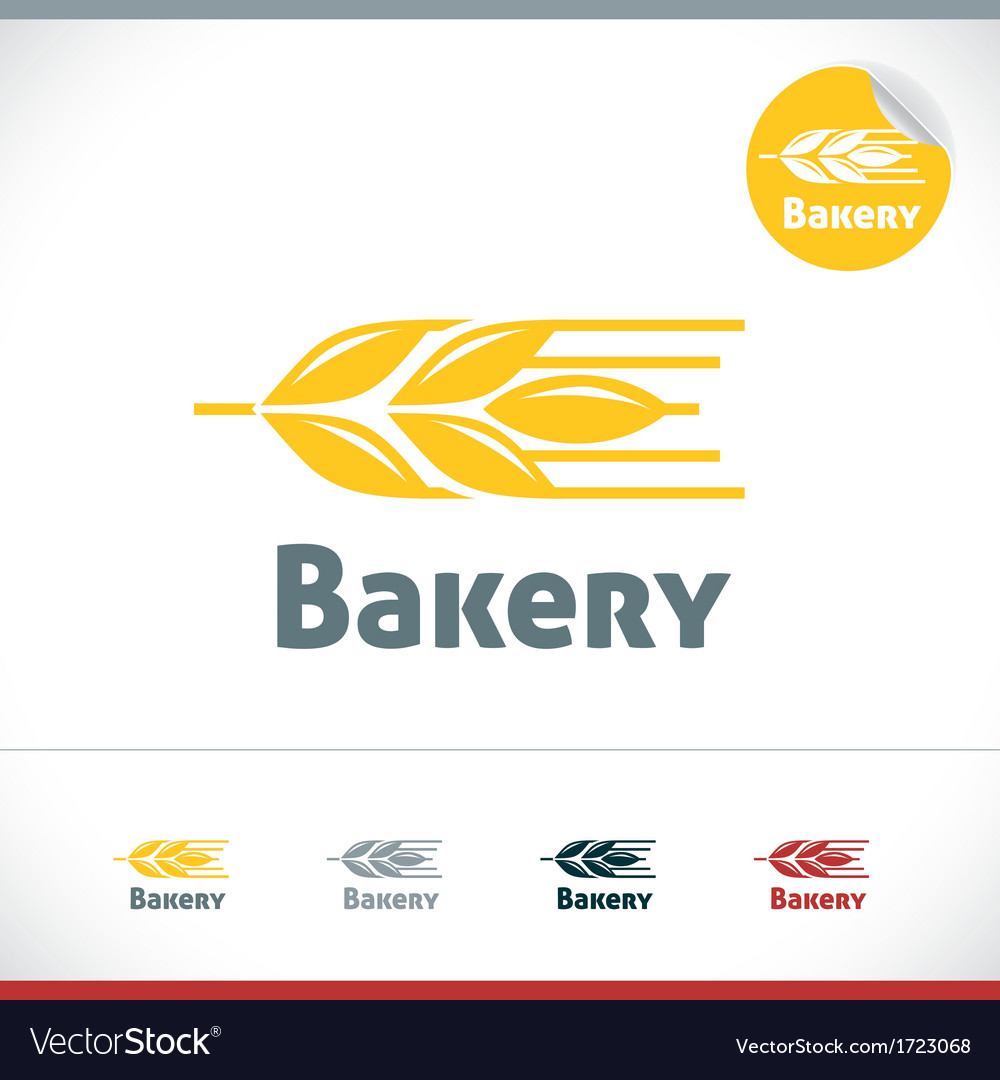 Bakery icon vector   Price: 1 Credit (USD $1)
